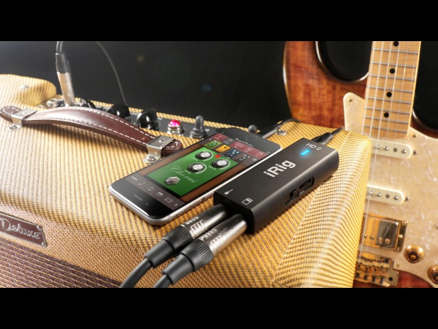 IRig HD 2 - Overview
