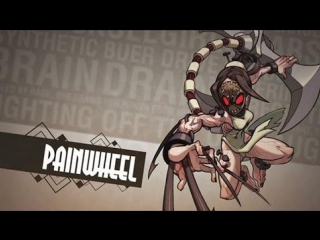 Skullgirls[Singleplayer][Story Mode] - Painwheel