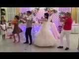 Танец друзей на свадьбе! (Shakira-Whenever, wherever) Choreo by Ekaterina Lysykh