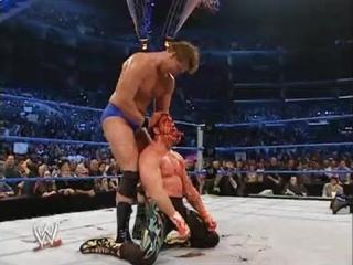 Wrestling Online: Judgment Day 2004 - Eddie Guerrero vs. JBL