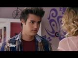 Disney - Разговор Виолетты и Леона( Rus Sub ). Виолетта 3 сезон 64 серия