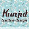 Печать на ткани, принты, дизайн. Kunjut T&D