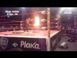 Psycho Clown vs. Pagano Hardcore Match