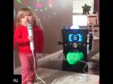 как я пою и танцую в караоке