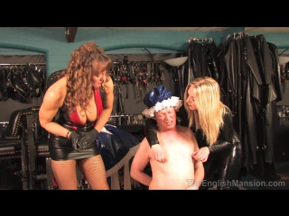 Mistress Miranda & Mistress Sidonia - Racked 'N' Fried Maid