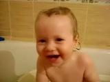 Детский смех самый заразительный!