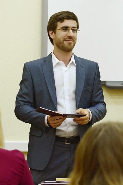 Михаил Дубовер