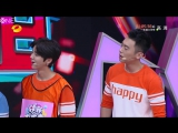 [РУС.САБ] 151031 Luhan Happy Camp with The Witness Cast