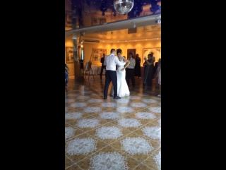 Свадебный танец Марина и Руслан