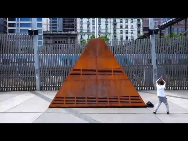 Giant Theremin