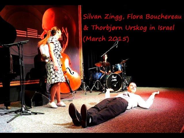 Silvan Zingg - Swanee River Boogie (Israel, March 2015)