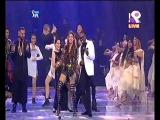 Dj bravo,Katrina Kaif,Yo Yo Honey Singh (IPL-2016)