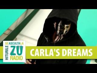 Carla's Dreams - Sub Pielea Mea   eroina (Live la Radio ZU)
