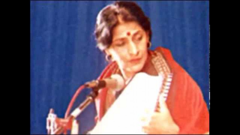 Kishori Amonkar- Tilak Kamod