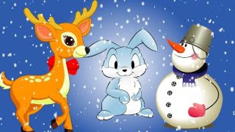 Domn, Domn să-nălțăm - Cântece de iarnă pentru copii   TraLaLa
