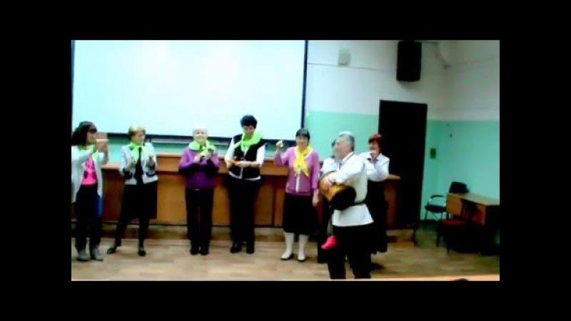 Yoshkar-Ola-Izhevsk. MUSIC F. V. GINZBURG. THE PENSION JAZZ