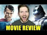 БЭТМЕН против СУПЕРМЕНА | Batman v Superman - Обзор Криса Стокманна