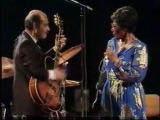 Ella Fitzgerald and Joe Pass - EllingtonJobim Medley