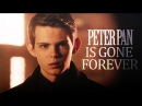 Peter Pan is gone forever. R.I.P [OUAT]