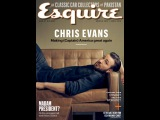 Captian America Chris Evans stars in Esquire Middle East