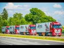 Мерседес или Вольво, Рейс в Европу, 2 серия тест драйв, обзор