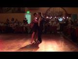 Juan Alba y Mariana Soler - Maestros de DNI Tango 3/3