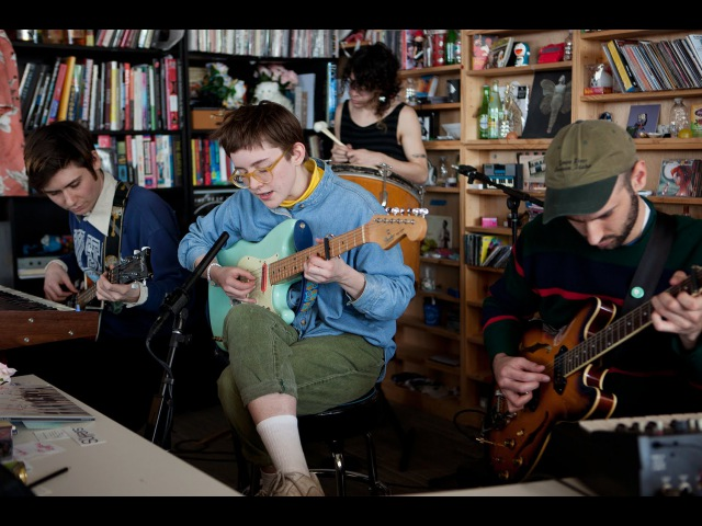 Florist NPR Music Tiny Desk Concert