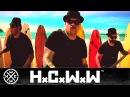 CHRISTIAN TARGA SURF ALIENS - MAR E MOTO - HARDCORE WORLDWIDE (OFFICIAL HD VERSION HCWW)