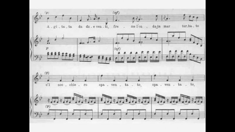 Vivaldi Agitata da due venti Griselda Cangemi