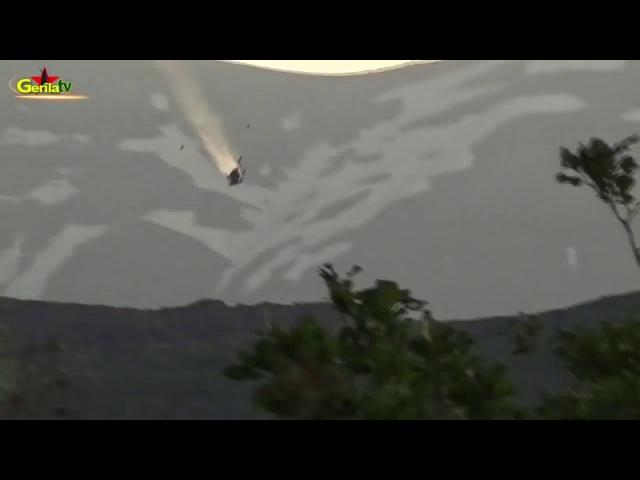 В Генштабе Турции подтвердили крушение военного вертолета AH-1 Cobra.