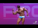 Chul Soon at the '16 Musclemania­® Universe Show - Musclemania TV