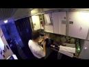В 2014 мы снимали очередной рекламный ролик про рейснадежда рейснадежды в Трансаэро.