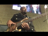 Church Flow 6 String Bass Interlude With Andrew Gouche 5-24-15