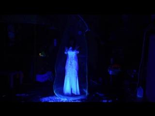 Шоу Неоновых мыльных пузырей в Прянике