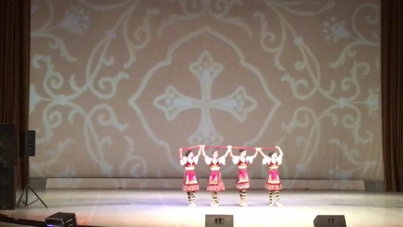 Сербский танец Джурджевдан