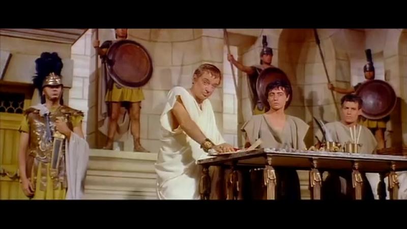 Разбойник Варавва (Barabba, 1961)