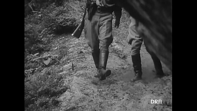 Красные альпинисты / Rote Bergsteiger (1967) 6 cерия озвучка