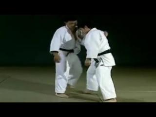 Чемпион Koga a new wind. Parte 7. Morote Seoi Nage.
