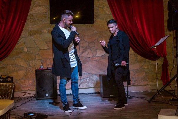 «Было супер!». В кафе ONLINE в Новополоцке выступили Левон Гзирян и Влад Дако, фото-1