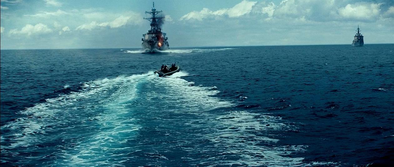Морской бой / Battleship (2012) BDRip 720p 60 FPS скачать торрент с rutor org