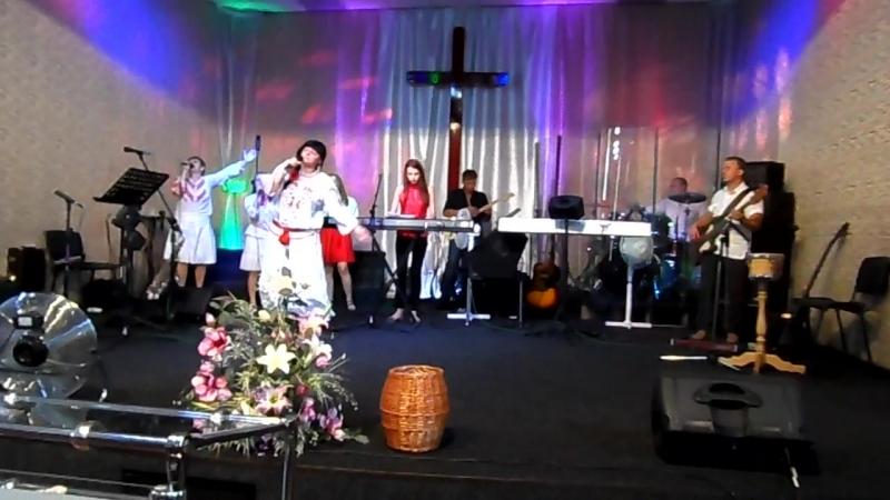 Вечер хвалы и поклонения в г.Ковель