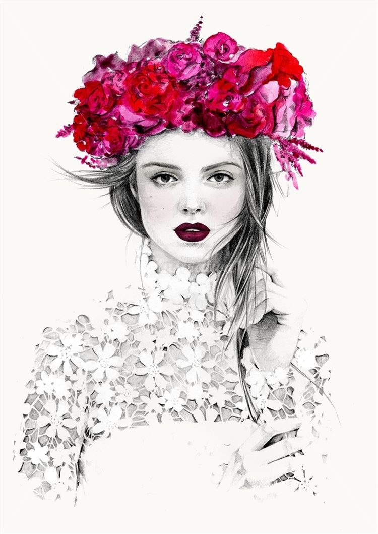 How to fashion illustrate 52