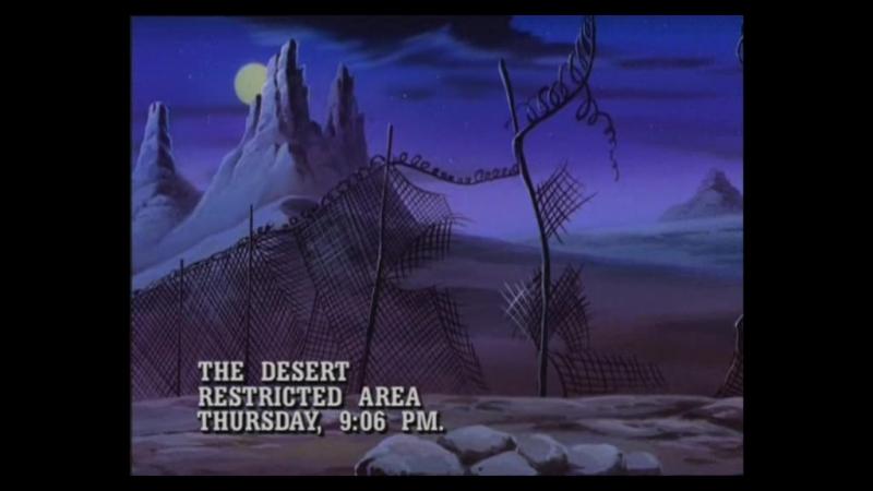 Космические Агенты 7 серия из 13 / Команда 22-Z / Bureau of Alien Detectors Episode 7 (1996)