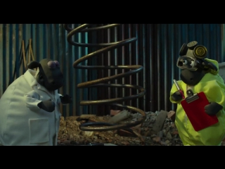 Барашек Шон/Shaun the Sheep Movie (2014) Испанский ТВ-ролик №4