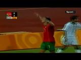 Cristiano Ronaldo Vs Morocco (15-08-2004)