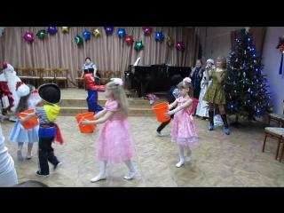 """Танец (Про варенье песенка из мультика """"Маша и Медведь"""")"""