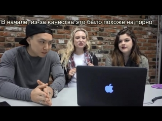 Мнение американцев о клипе  Экспонат-группа Ленинград