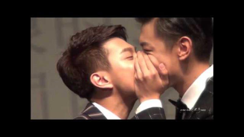 [FANCAM][20.09.2015] Ăn Pocky Kiss Hình phạt ăn chanh - Fanmeeting Thượng Hải