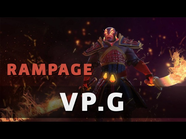 VP.G Ember Spirit RAMPAGE vs. Secret @ Epicenter: Moscow