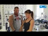 Чернигов: Анатомия спорта: тренируем женскую грудь